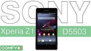Видеодемонстрация Смартфон Sony Xperia Z1 Compact D5503 от Comfy(Узнать цену, характеристики и отзывы о смартфоне Sony Xperia Z1 Compact D5503 ..., 2014-11-21T14:37:17.000Z)