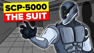 SCP-5000 - The Suit (SCP Animation)