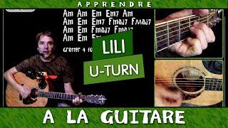 Apprendre AaRON - U-turn (Lili) - Tuto Guitare