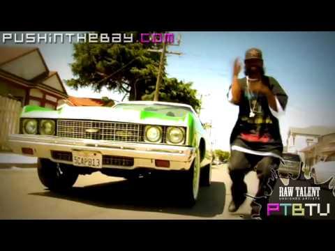 Fox - N Da Hood [PTBTV RAW TALENT] Bay Area Rap Music Video (MV) in HD High Definition