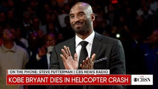 LIVE STREAMING Kobe Bryant killed in helicopter crash