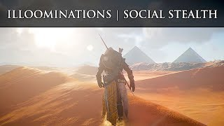 Why Assassin's Creed Origins NEEDS Social Stealth | Illoominations