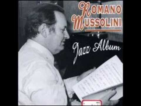 Romano Mussolini - Jazz Album
