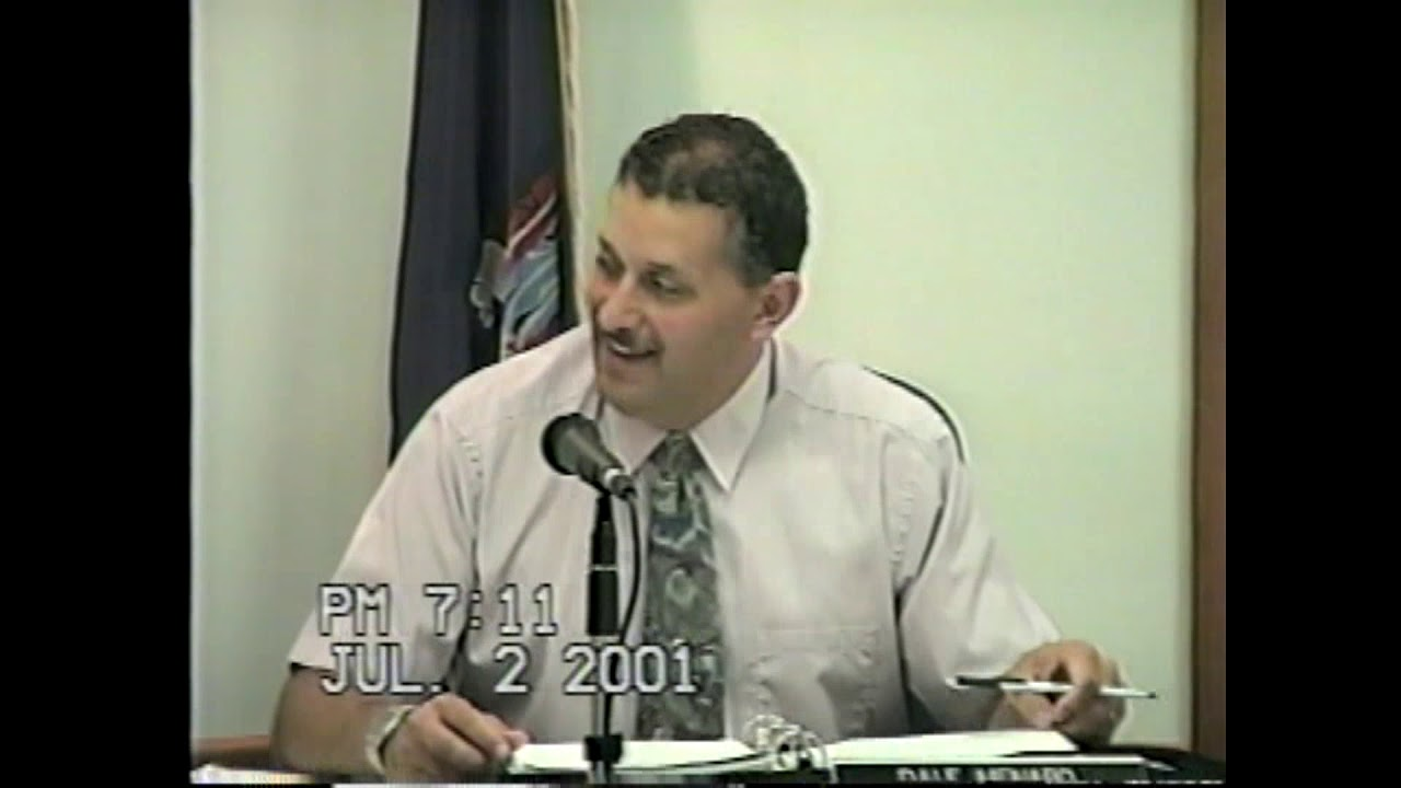Rouses Point Village Board Meeting  7-2-01