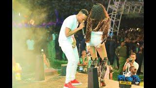 BUGANA ya Billnass na Nandy Ilivyopigwa LIVE Kwenye Grand Finale Tigo Fiesta 2019  Dar es Salaam