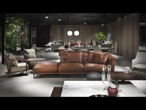 Flexform Mood. Итальянская мебель, мягкая мебель, аксессуары. iSaloni 2017