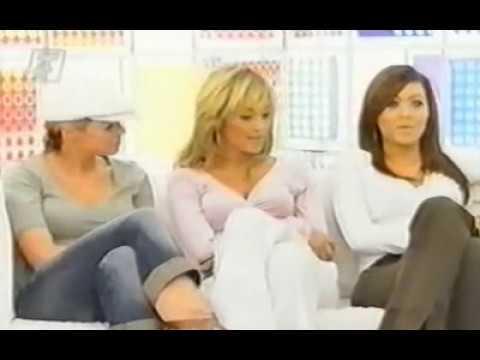 Atomic Kitten - Interview @ T4 Popworld, 17.11.2002