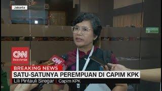 Mengenal Lili Pintauli Siregar, Satu-satunya Perempuan di Capim KPK
