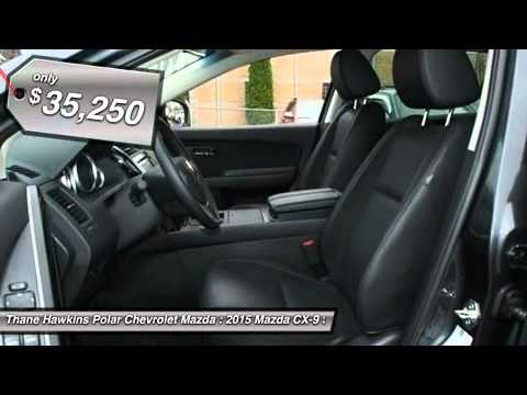 2015 mazda cx 9 white bear lake mn 35619 youtube. Black Bedroom Furniture Sets. Home Design Ideas