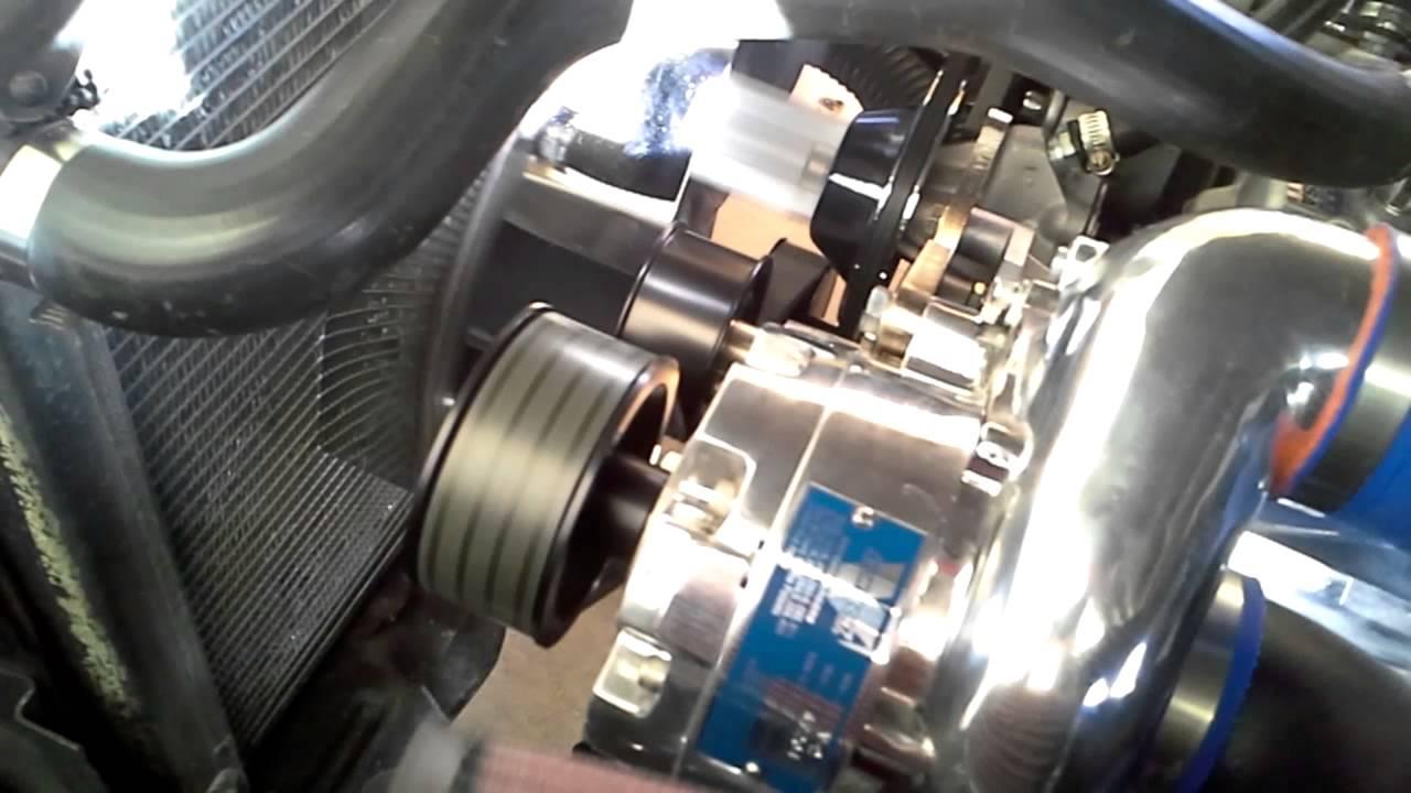 Vortech Supercharger First Start