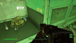 Fallout 4 gameplay german #017 - Teddy Bear Sex & Sumpfwald - let´s play deutsch HD