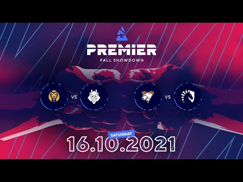 BLAST Premier Fall Showdown, Day 5: MAD Lions vs. G2 Esports, Virtus.pro vs. Team Liquid thumbnail