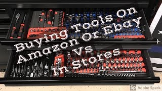 Buying Tools Online Vs In Stores