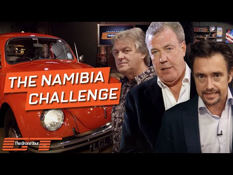 The Grand Tour: Namibia intro