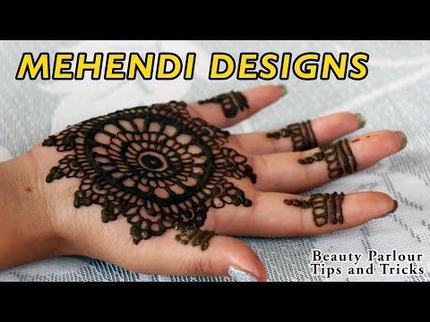 Mahendi Desings - Latest Mehndi Designs 2019 || Mehndi Design Full Hand || Mehendi Tutorial thumbnail