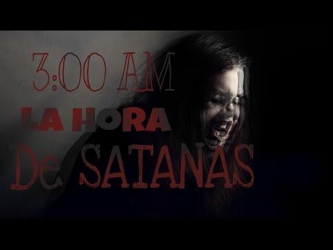 3 am la hora del Diablo | historia de terror