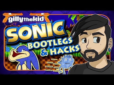Sonic Bootleg Games & Hacks - gillythekid