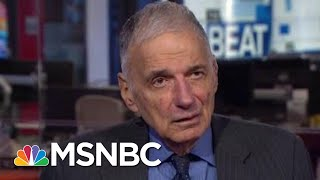 Liberal Shock: Ralph Nader Touts Mike Bloomberg 2020 | The Beat With Ari Melber | MSNBC