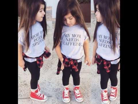 a4d2314ce Colección de ropa para niñas moda, moda,
