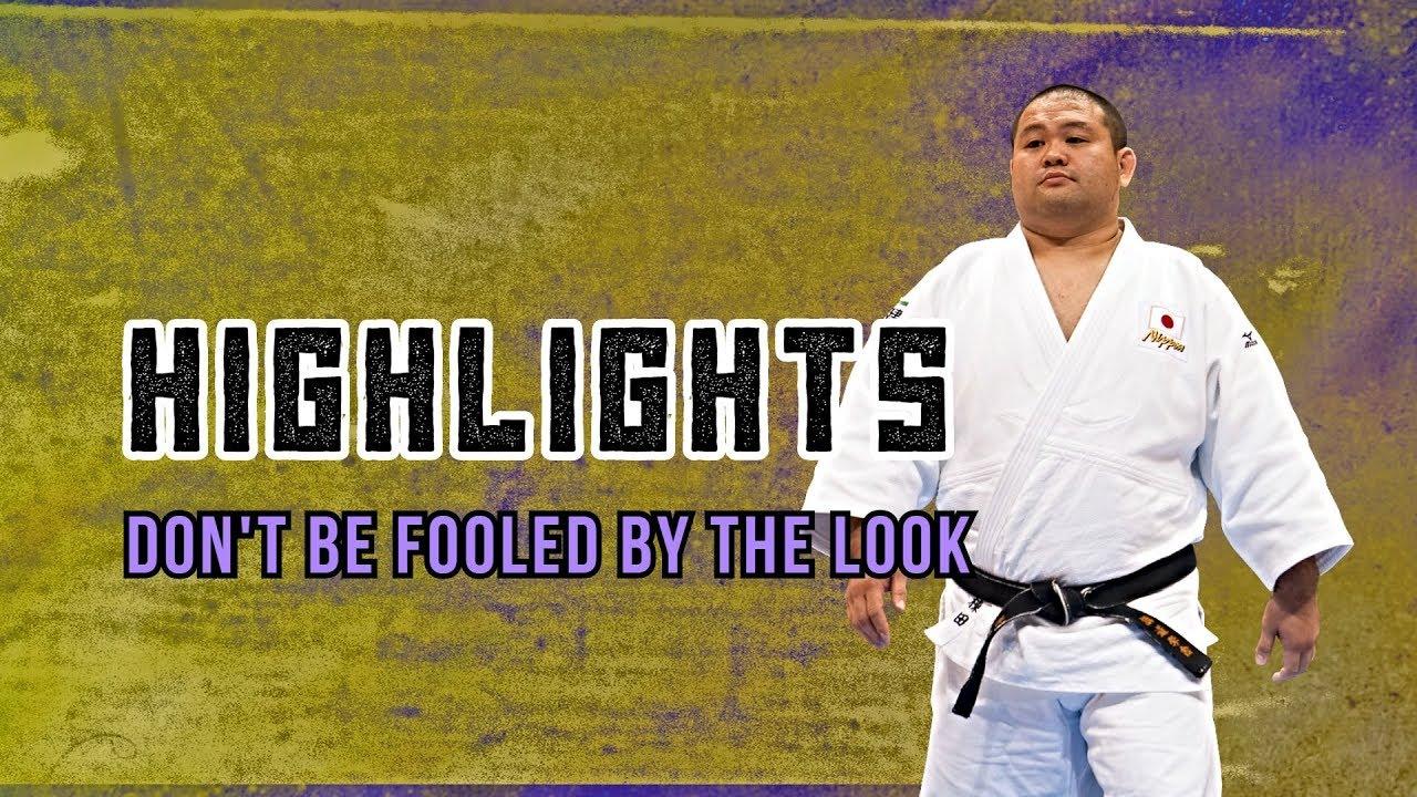 Judo Legends: Yasuyuki Muneta Highlights (棟田 康幸)