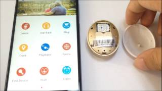 MD601 G106 Mini GSM GPS Tracker