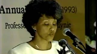 Elsa Leo-Rhynie : The Jamaican Family : Continuity and Change (part 2) Thumbnail