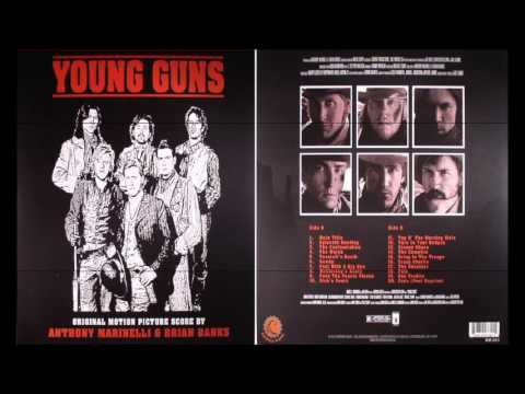 Young Guns OST 01. - Main Title