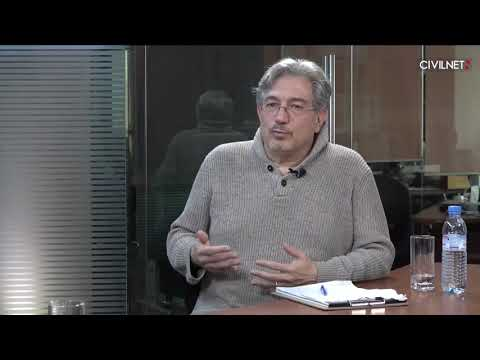 Профессор Георгий Дерлугьян и Эрик Акопян об итогах войны в Карабахе, развале СССР и будущем Армении