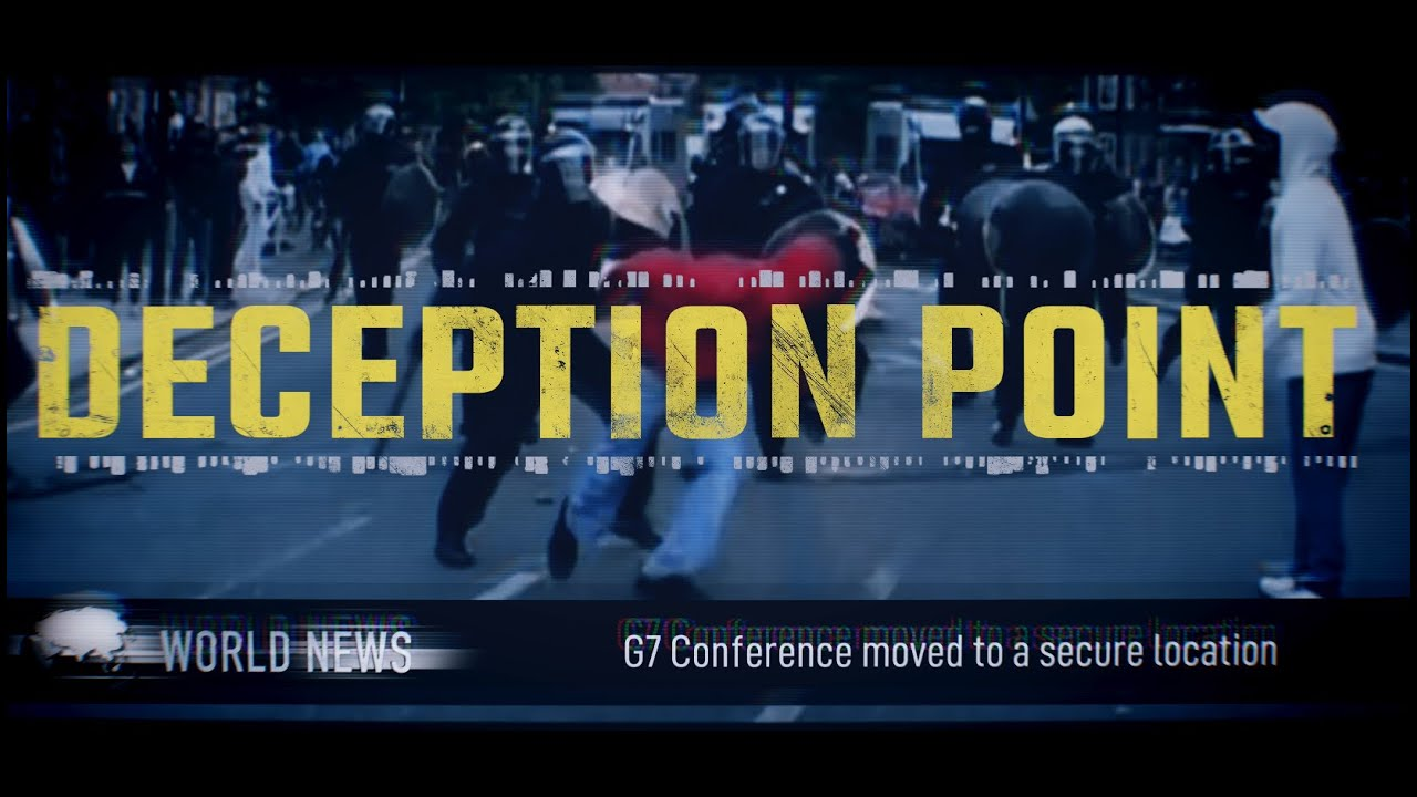 Deception Point - DVMission 21 (Director's Cut)