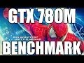 THE AMAZING SPIDERMAN 2 «» Gameplay Demo Nvidia GTX 780M «» MSI GT70 «» FULL HD