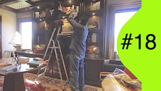 Interior Design And Decor - Man Cave Install #18 Reality Show