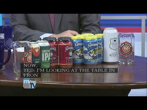 Executive Suite 7/2/2017: Isle Brewers Guild, Narragansett Beer; Nelipak