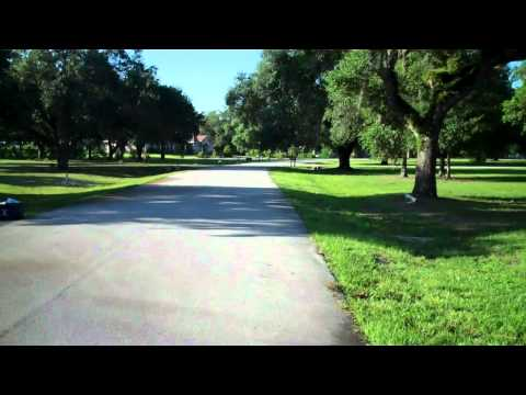 Bicycle Touring - Hendry and Glades County, Florida