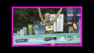Breaking News | IAAF: Vrabcova-Nyvltova and Romanenko cruise to Karlovy Vary half marathon victorie