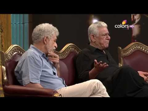 The Anupam Kher Show - Naseeruddin Shah and Om Puri  - Episo