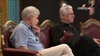 The Anupam Kher Show - Naseeruddin Shah and Om Puri  - Episode No: 5 - 3rd August 2014(HD) thumbnail