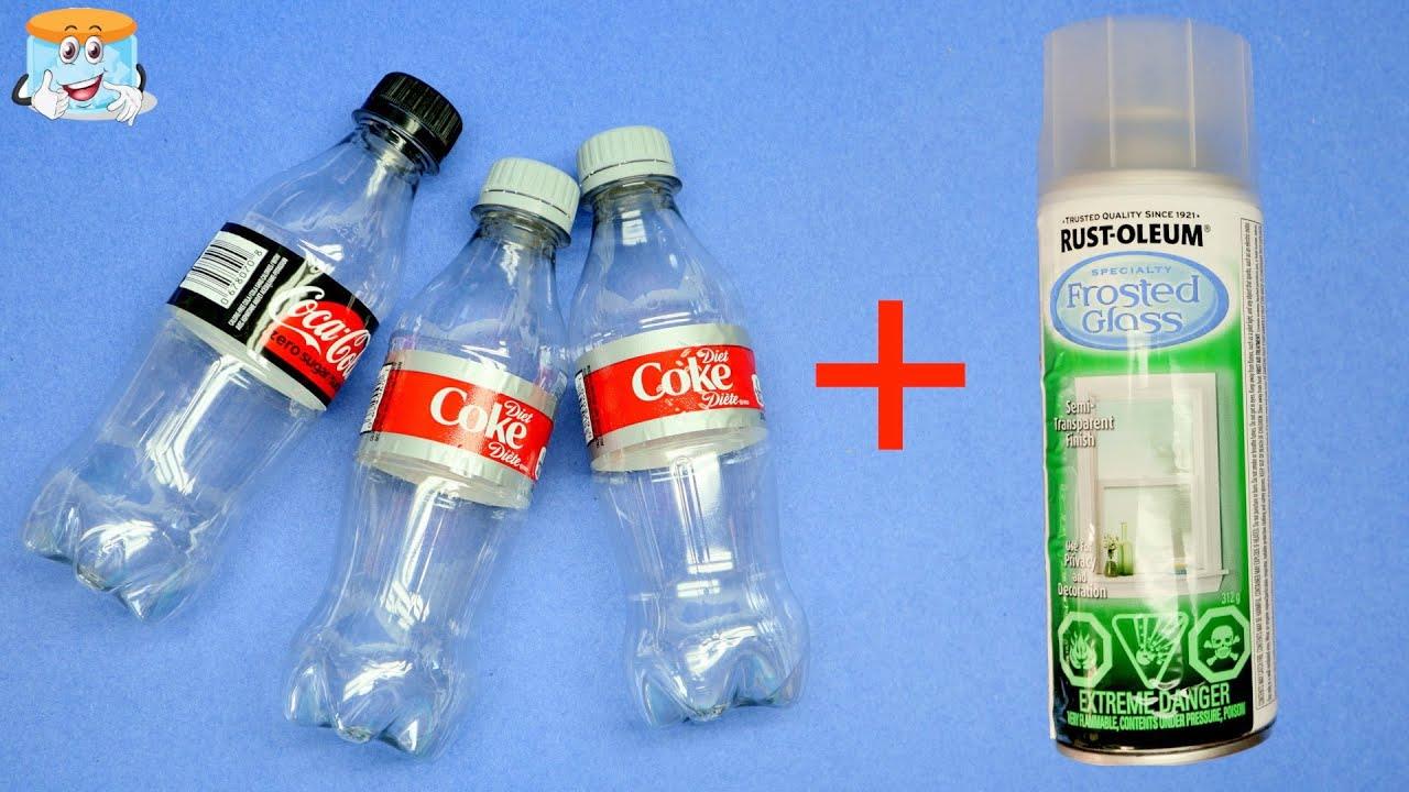Что можно сделать из пластиковой бутылки. Помогите придумать название!