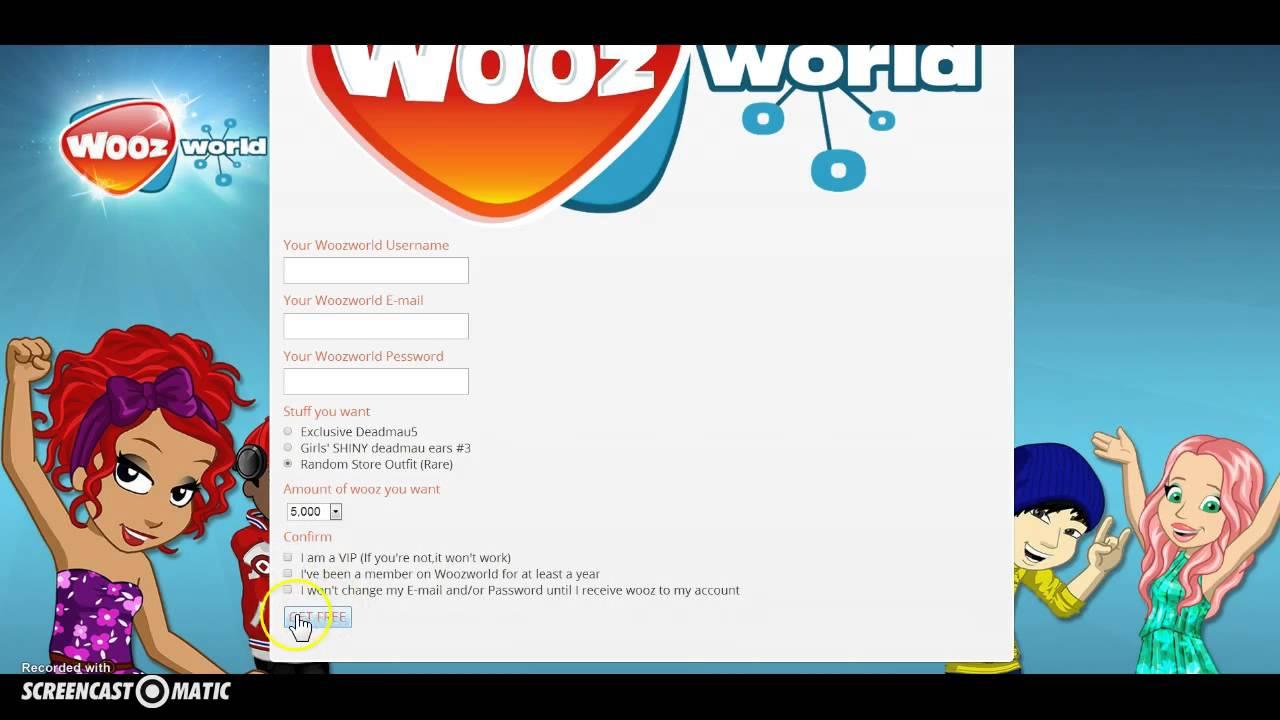 Woozworld
