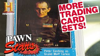 Pawn Stars: MAY THE CARDS BE WITH YOU! (5 Rare Trading Card Collections) | History