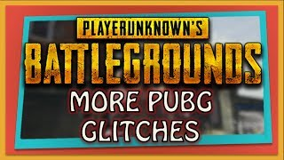 Best PUBG Glitches Xbox One | The Barrel Rolling Beast! | PLAYERUNKNOWN