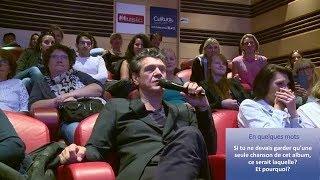 Marc Lavoine - Live + Questions [M6 Music Live Session - 13.06.2018]