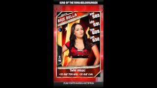 WWE Supercard Survivor KOTR Opening :ooooo