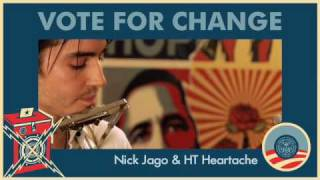 nick jago of black rebel motorcycle club on vote for change