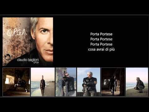 CLAUDIO BAGLIONI Ft. Fiorello - Porta Portese