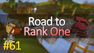 OSRS Hardcore Ironman #61 (Road to Rank 1) - Pest Control/Chinning + Diaries