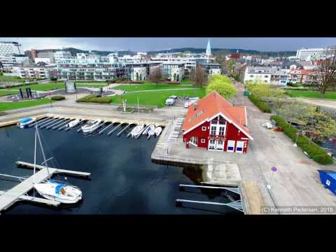 Kristiansand By The Sea - 1. May 2015