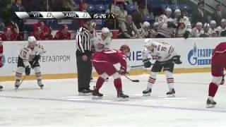 2017-11-27 ХК Витязь vs ХК Амур. КХЛ 2017-2018