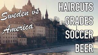 Haircuts, Grades, Soccer, & Beer