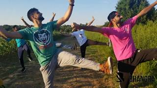 Drake - Nice For What | Bhangra Dance Steps & Tutorials | Learn Bhangra