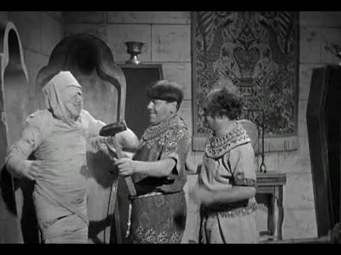 Os Três patetas - O faraó e uma mumia